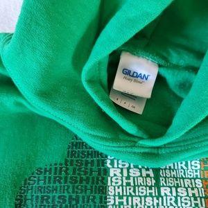 Men's Irish Kelly green Logo Sweatshirt